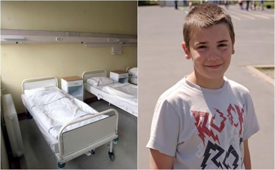 Haza zavarták a kórházból a 11 éves kisfiamat. Reggelre elhunyt Dávidka. Az oka több mint felháborító: - Kérünk miden szülőt ossza meg okulásul, akit szintén felháborít a történetünk! Isten Nyugosztalja!