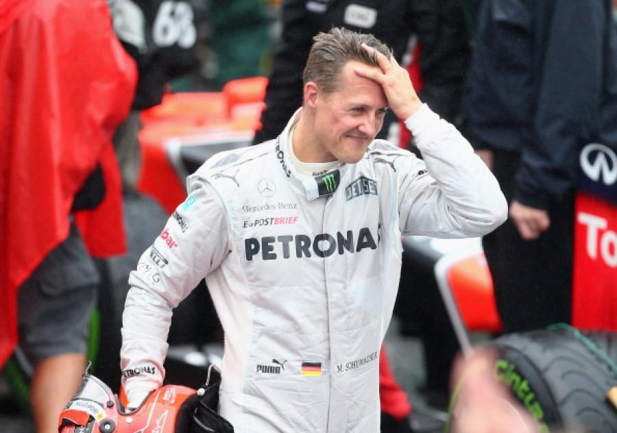Gyászolja volt menedzsere Michael Schumachert
