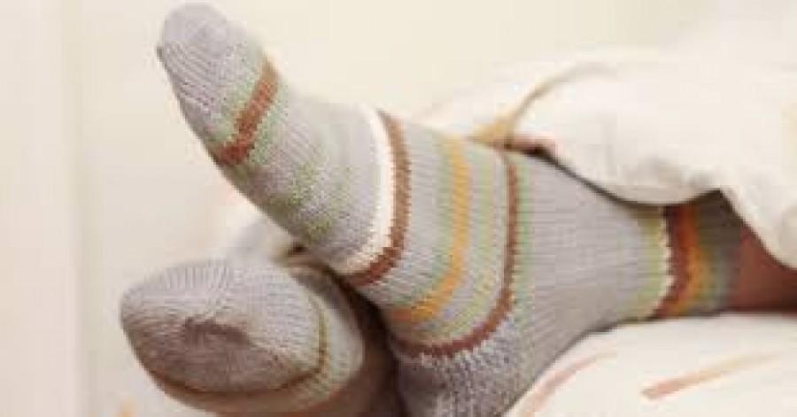 Ezért kell mindig zoknit viselned a lábadon, mikor lefekszel aludni!