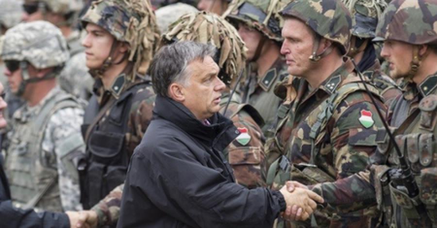 Figyelem: Januártól minden 50 év alatti férfit behívhatnak katonának!