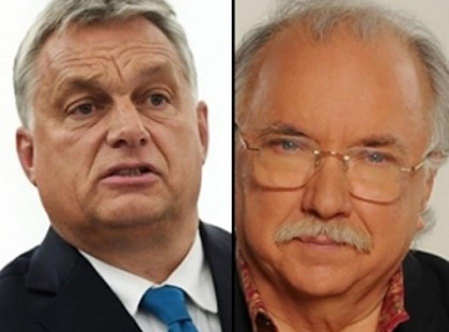 Óriási botrány! Ennyire durván még sosem rontott rá senki Orbán Viktornak, mint ahogyan Farkasházy Tivadar tette!