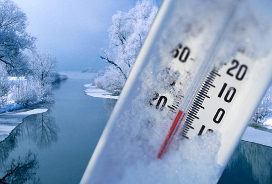 Nagyon durva hideg érkezik! Még a városokban is lehet mínusz 8 fok