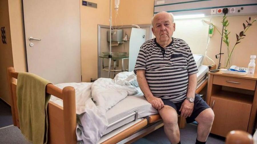 Kiderült: ez a valódi igazság ezért került kórházba Benke Laci bácsi
