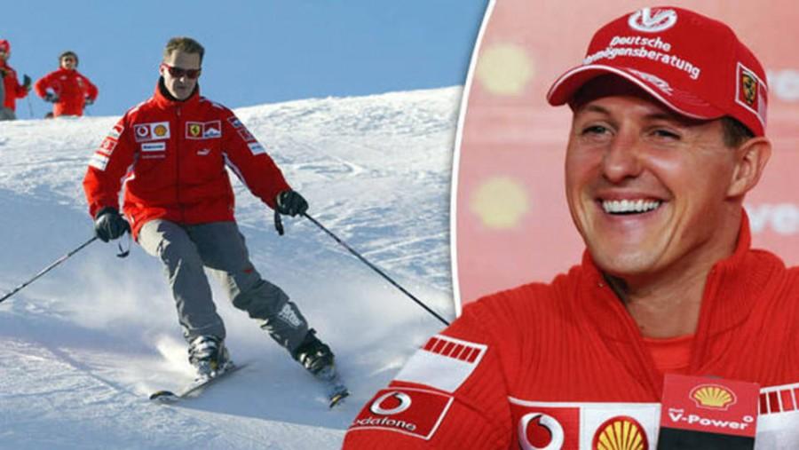 Óriási örömhír: Michael Schumacher már képernyőn nézi a Forma-1-et