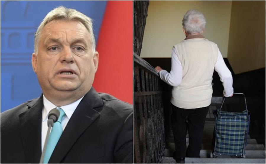 Szívszaggató üzenetet küldött a Magyar Nyugdíjasok Országos szövetsége a Kormánynak, a nyugdíjkorhatár emelése miatt  KÉRJÜK OSSZÁTOK MEG EZT, HOGY MINÉL TÖBB EMBERHEZ ELJUTHASSON!
