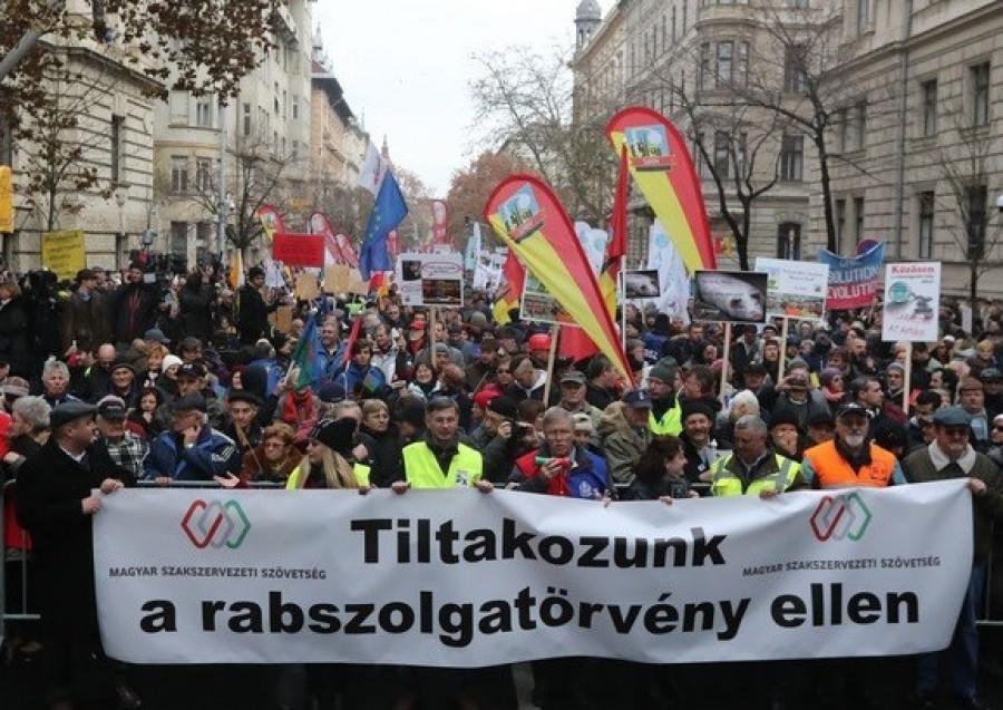 Megkérdezték Orbán Viktort, hogy mit gondol tegnapi tüntetésről. EZT mondta