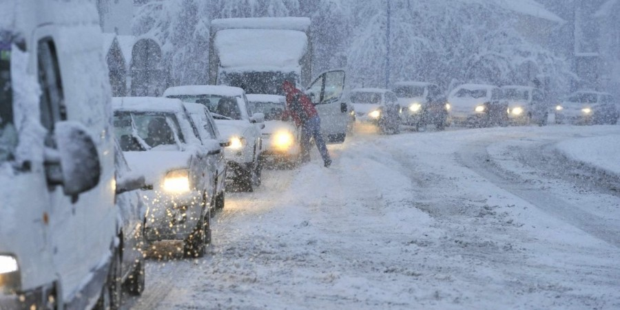 Nem rég érkezett: Hétfőtől ránk tör az igazi tél, de ennél még rosszabb hírt is jött!