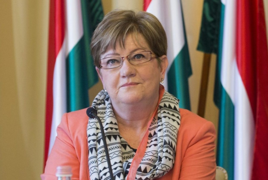Szili Katalin: a kárpátaljai magyarságnak is tudnia kell, hogy az anyaország kitart mellettük