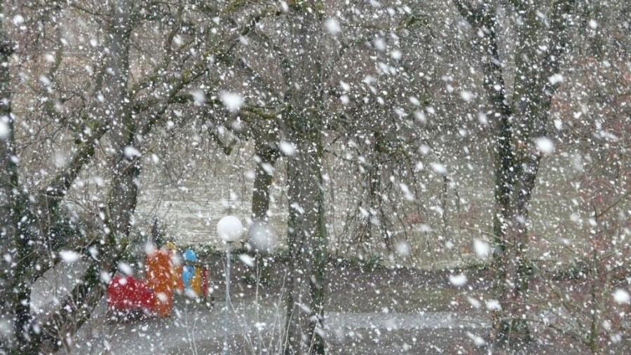 Ebben a megyében már szakad a hó, a hét végén az egész országban havazhat