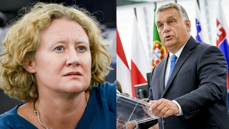 Vérlázító: Sargentini szeretné, ha minél előbb megindulna az eljárás Magyarország ellen