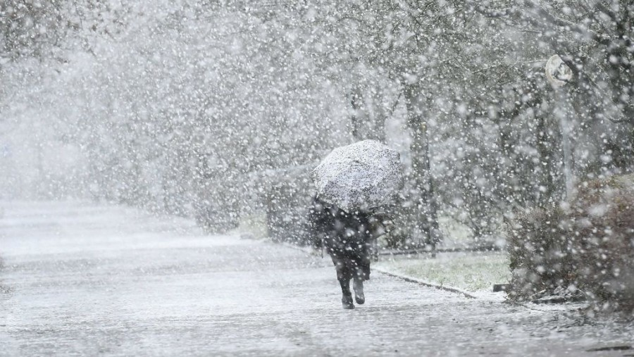 Németh Lajostól megtudtuk: idáig fog tartani a hazánkba betörő tél