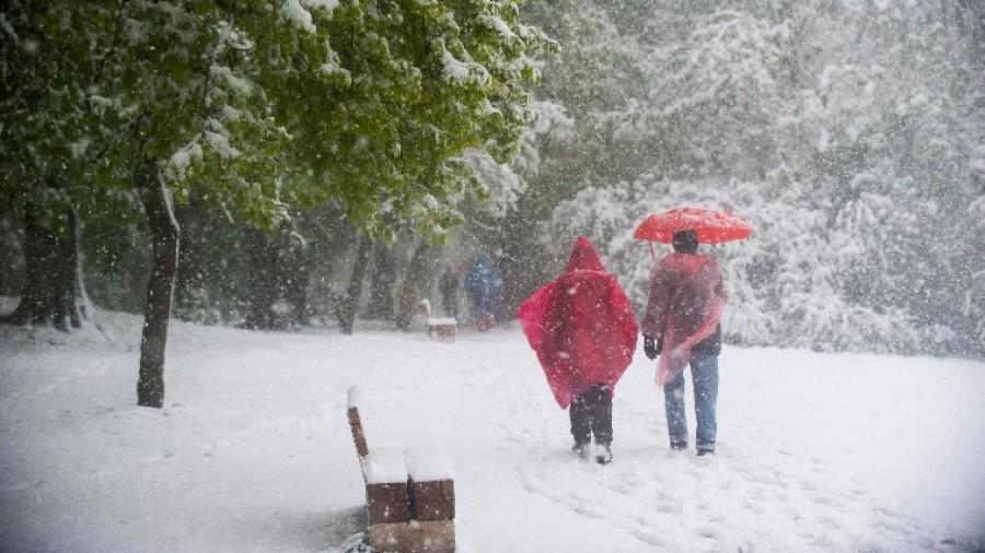 Riasztást  érkezett az OMSZ-től: Ekkor érkezik a komoly fagy mellé az ónos eső