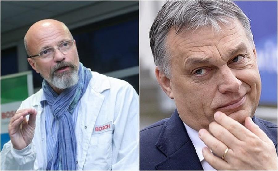 Felháborító! Zacher Gábor odacsapott Orbánnak, ezért semelyik magyar kórházba sem kaphat állást annak ellenére hogy orvoshiány van: Nem áll módunkban az ilyen embereket tovább foglalkoztatni mert..