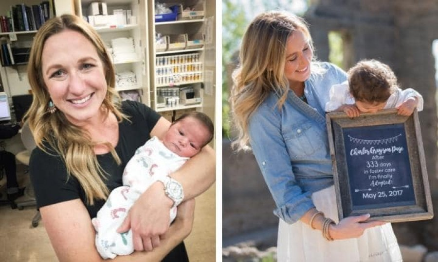 A kórházban hagyták a csecsemőt, mikor egy nő magával vitte, aztán olyan derült ki amire a legkevésbé sem számított