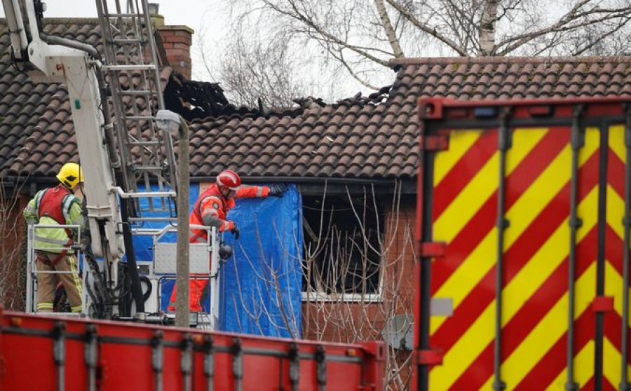 Szívszaggató tragédia: Négy gyermek égett benn a lakásban