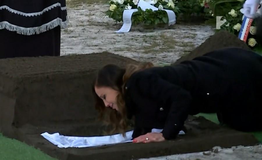 Felháborító: Még alig kezdődött el a gyászidő, máris új életet kezd Vajna Tímea