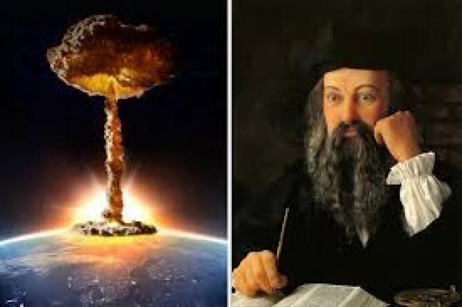 Hátborzongató: Nostradamus  ezt jósolja 2019-re