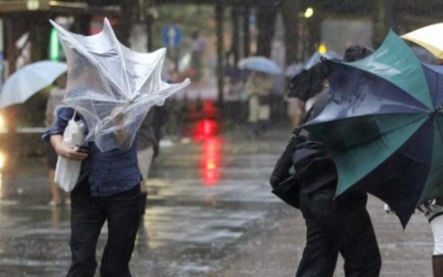 Friss előrejelzés: Ekkor ér ide a viharos szél és eső - vége a jő időnek