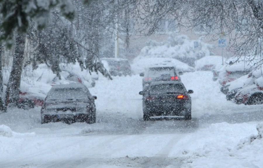 Legfrissebb előrejelzés: Havazás és - 10 fok hideg. Erre számíthatunk a hétvégén: