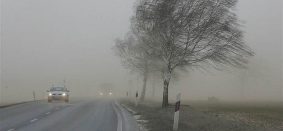 Friss előrejelzés: 6 megyére adtak ki riasztást ! Óriási szélvihar csap le ma az országra