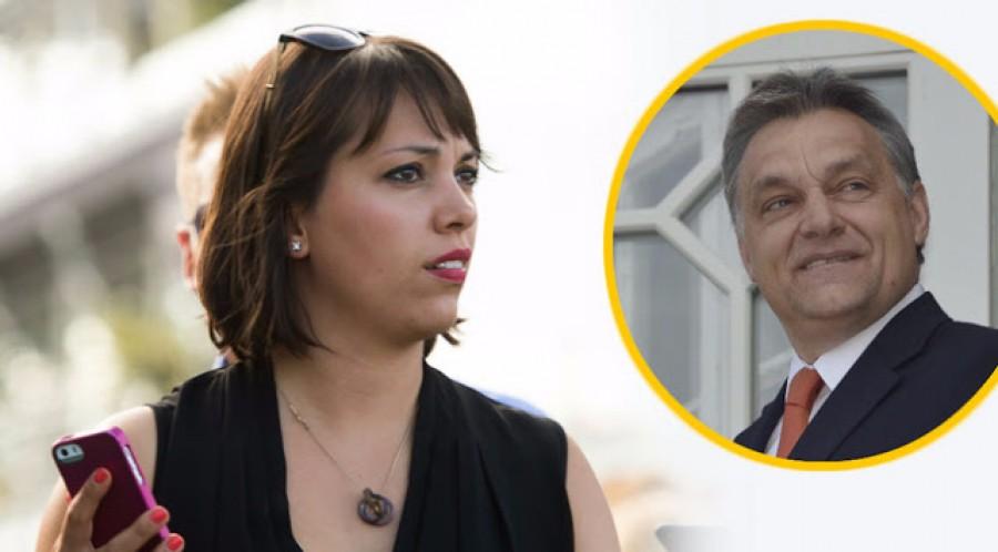 Orbán Ráhel vérlázító kijelentése: AZÉRT FOG APÁM ÉLETE VÉGÉIG DOLGOZNI, MERT...
