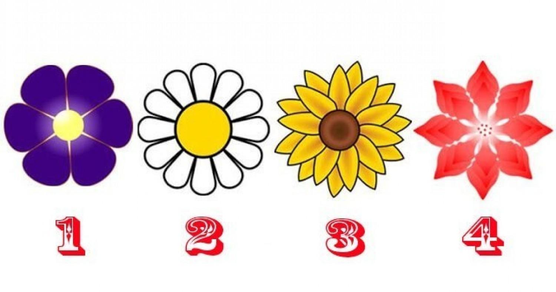 Válassz egy virágot és meg tudod mit üzen neked az angyal – Csodálatos teszt