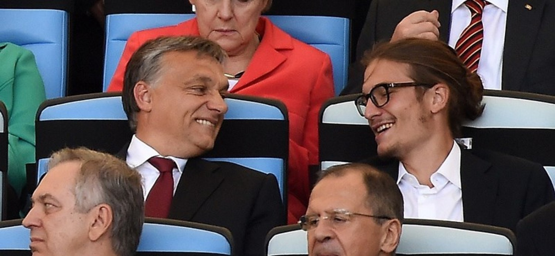Orbán Gáspár megdöbbentő kijelentése: ÉN AZÉRT TUDOM APÁMAT MINDENTŐL MEGVÉDENI, MERT...