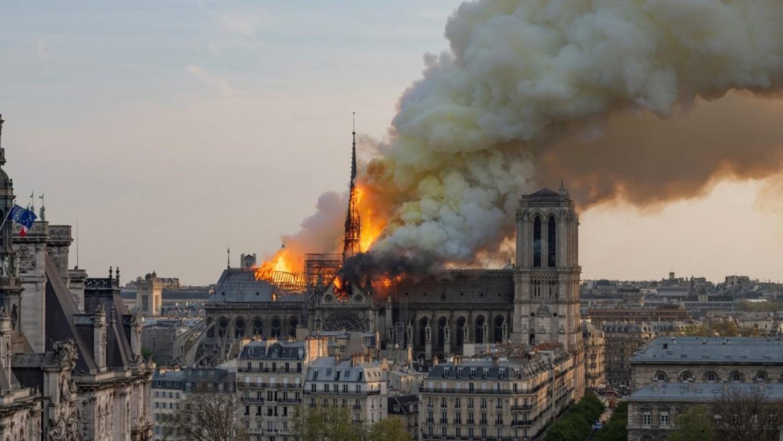 Megvannak a felelősök? Ezért borulhatott lángba a Notre-Dame