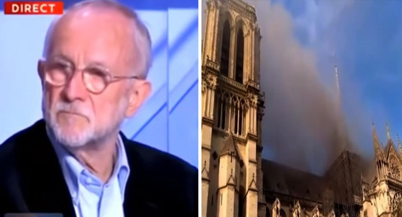 Ez NEM volt véletlen: mondta a Notre-Dame vezető építésze, szerinte nem éghetett volna le a tetőszerkezet!