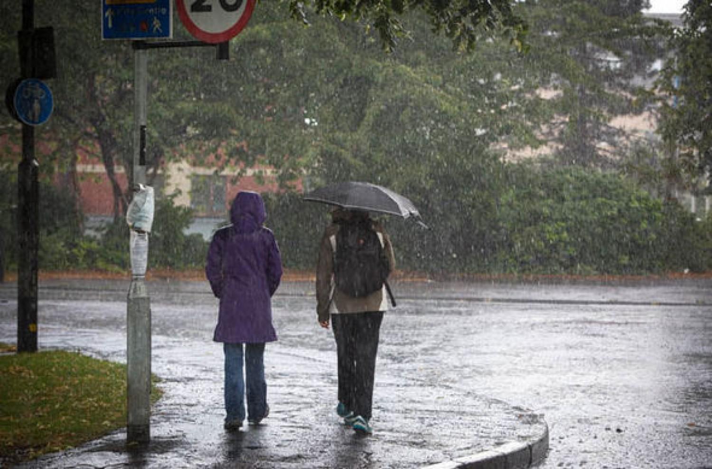 Eső, zápor, szélvihar, majdnem nulla: eddig lesz még rossz idő