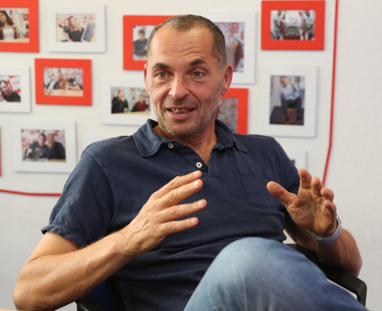 Megették a bejelentést: Palik László új szerepben tér vissza