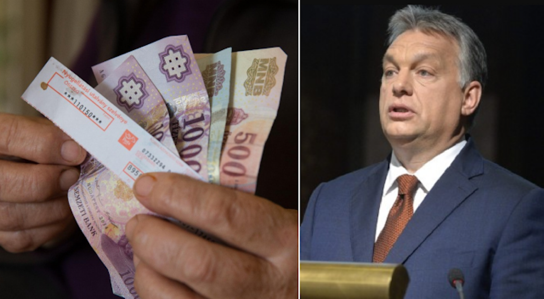 Hatalmas örömhírt jelentettek be minden magyar nyugdíjasnak! ITT VANNAK A SZÁMOK – EKKORA NYUGDÍJPRÉMIOMOT KAP MINDEN MAGYAR NYUGDÍJAS 2019-ben, 2020-ban és 2021-ben!
