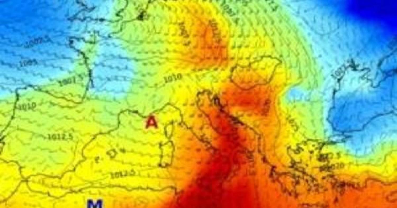 Most érkezett: Ekkor csap le Európára az afrikai hőség, akár 40 fok is lehet