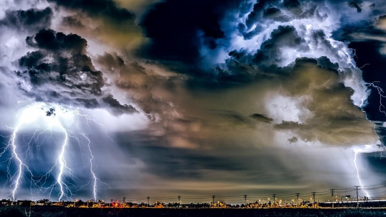 Ekkor érkezik a vihar, mutatjuk pontosan csap le hidegfront
