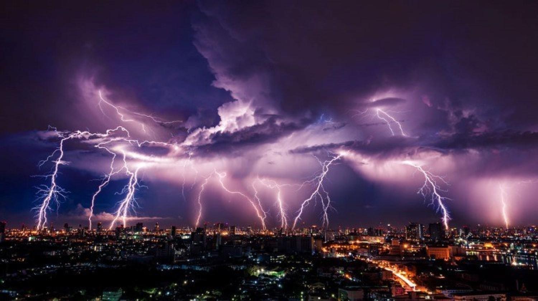 Nemsokára érkezik a vihar! Mutatjuk, hol várható heves csapadék