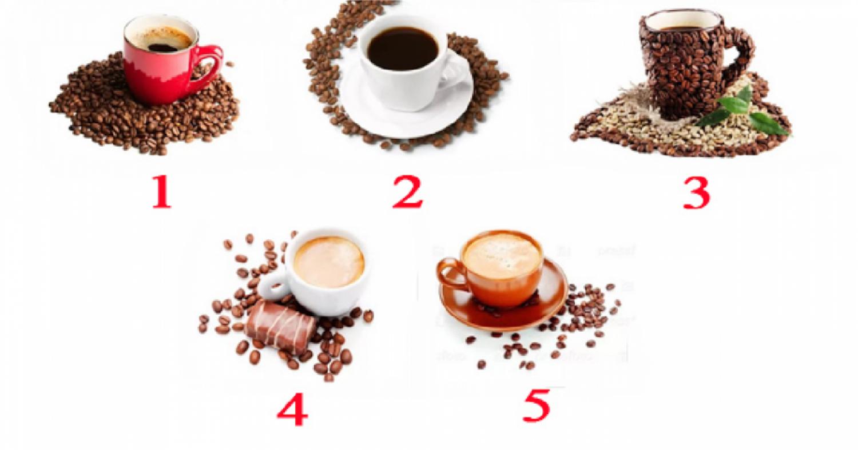 Melyik kávéscsésze a legszimatpikusabb számodra? Válaszd ki a neked tetszőt és tudj meg mindent önmagadról!