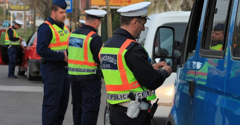 Fontos figyelmeztetés az autósoknak! Hatalmas razziát jelentett be a rendőrség