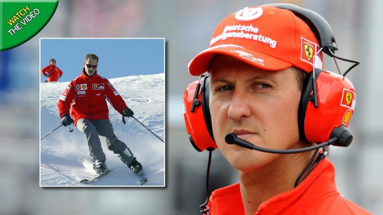Megjött a nagy bejelentés: örömhír érkezett Michael Schumacherrel kapcsolatban