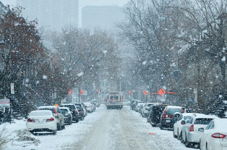 Először itt A HÓ, aztán, ami utána jön azt még a meteorológusok sem hiszik el!!!! EZ VÁR RÁNK A havazás után :