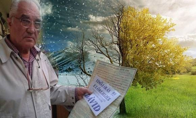 Itt NAGY TÉLI DÁVID NAPTÁR : Nagyon durva, amit ránk vár: Mutatjuk a téli időjárásról a Dávid-naptár adatai!!!
