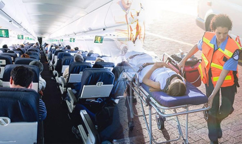 Szívszaggató dolog történt: szívrohamot érte és meghalt a repülőn egy 10 éves kislány