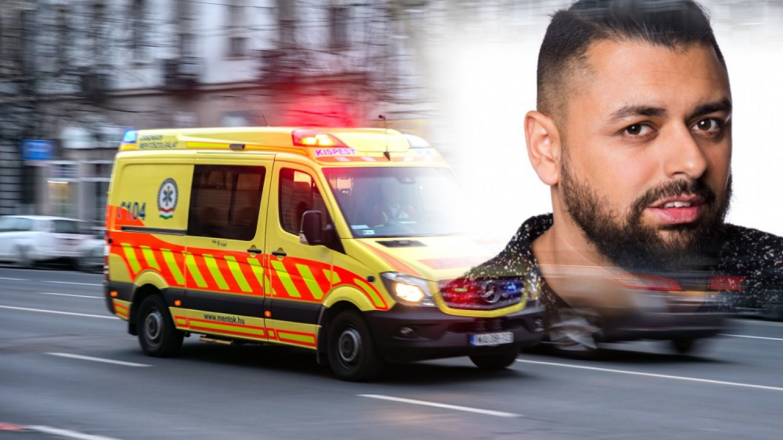 Szívszaggató hír jött: Pápai Joci kisfiát komoly balesetet érte. Megrendítette a magyar énekest