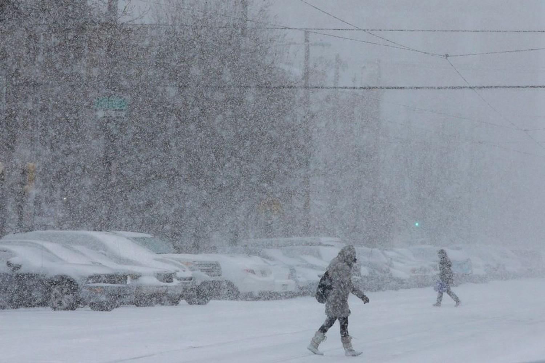 EKKOR JÖN A HÓ! Mutatjuk hol, hány cm hóra számíthattok! Már a riasztást is kiadták ezekre a megyékre :