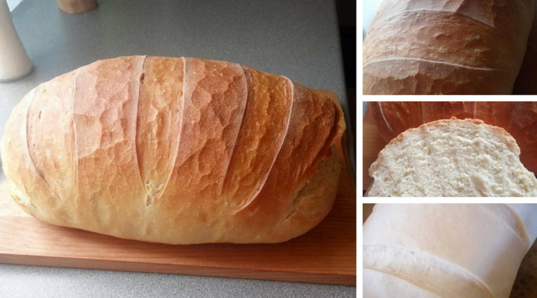 Ma kipróbáltam ezt a finom házi kenyér receptet! Olyan finom, mintha a nagymama kemencéjében készült volna!