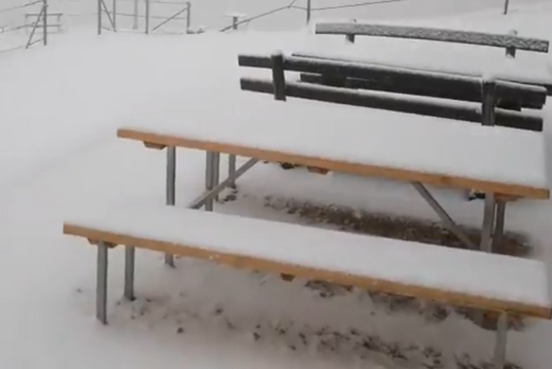 Azt remélted, hogy ennyi volt a havazás? Akkor jobb ha felkészülsz