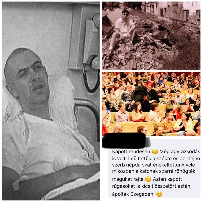 Megdöbben hír látott napvilágot: Vujity Tvrtkót félholtra verték, a támadója büszke tettére