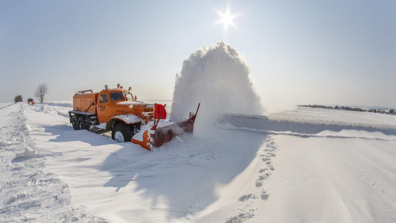Friss: Mutatjuk mikor érkezik a havazás és a fagy! Országos fagy ekkor várható, havazással, borzalmas hideggel