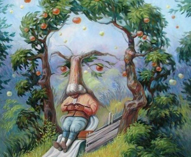 Mit látsz először a képen? Olvasd el, mit árul el a jellemedről az eredmény!