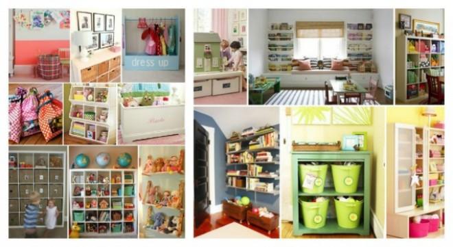 Nagy ötletek kicsi helyen - 25+ helytakarékos ötlet tároláshoz kis otthonokba