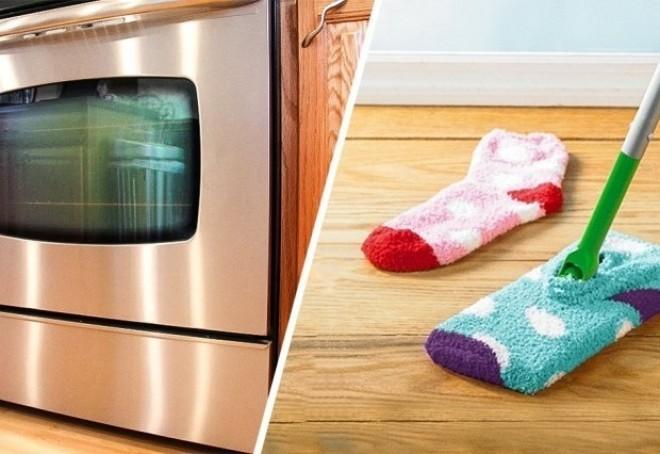 20 ügyes trükk az otthoni takarítás gyorsabbá és könnyebbé tételéhez